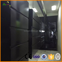 Electrical cabinets powder paint coating system