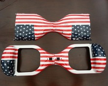 Newest USA Flag Shell Smart Scooter Hoverboard Replacement Spare Parts Hoverboard Spare Parts