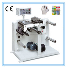 paper roll BOPP Adhesive Tape Roll Automatic Slitting Machine
