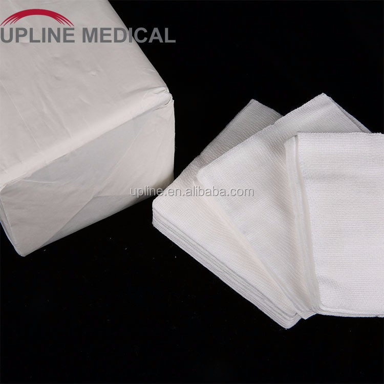 CE & FDA Approved Surgical Absorbent Gauze Pads