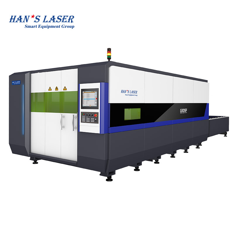 2018 Hot Sale fiber cutting laser machine From China Han's Laser G3015F 4000W for metal/Aluminum/SS/MS