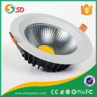 ip65 shower Lamp waterproof round battery operated Led ceiling Light