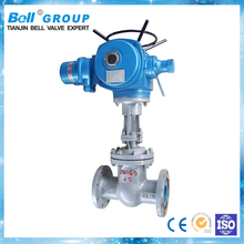 "Specialized factory of electric actuated 8"" wedge gate valve"