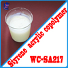 Excellent compatibility siliconized acrylic sealant for caoting