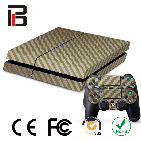 hot selling decal for sony playstation4 ps4 console skin sticker