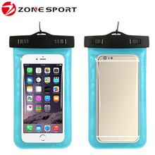 hot selling product wholesale mobile phone accessory waterproof PVC case for iphone 5