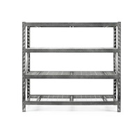 High Quality Industrial Warehouse Rack Heavy Duty Shuttle Vehicle Rack Steel Goods Storage Used Shelf Racking System