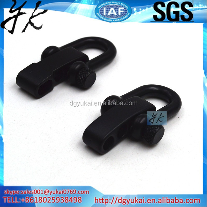 high quality screw pin bow shackle wholesale galvanized d shackles bow shackles