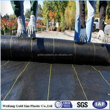 Agricultural garden PP PE weed control mat anti uv2%/PP Woven Weed Control Mat/Anti germinant ground cover for greenhouse