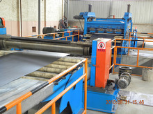 coil slitting and shearing machine