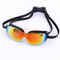 HC Professional Swimming equipment Safety Anti-Fog Swimming Goggles wholesale With OEM Service