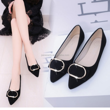 AL2273SW Latest design comfortable outdoor women's foot wear ladies flat shoes fashion shoe