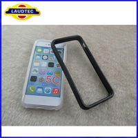 Case for Apple Iphone 5C Bumper New Product TPU Gel Case for Iphone 5C
