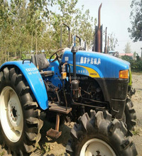 Lovol TD954 95 horse power 70KW farm tractor New Holland SNH554 used condition Lovol TD954 farm tractor made in 2011 2012 year