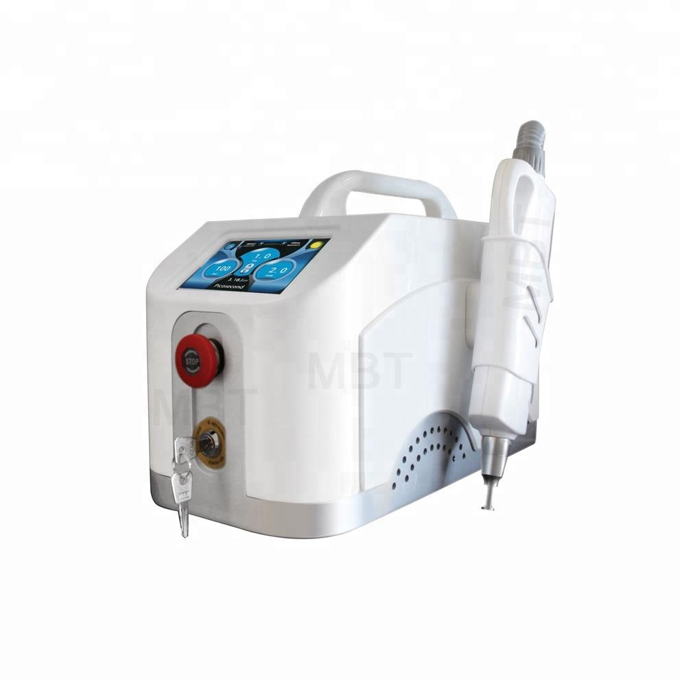 portable <strong>q</strong> switched nd yag laser tattoo removal beauty machine
