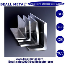 Premium Quality Galvanized mild steel angle bar price per kg
