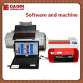Phone skin machine cellphone skins design software vinyl sticker printing equipment