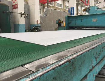 W.-nr. 1.4031 ( DIN X39Cr13 ) stainless martensite steel plate, hot rolled, annealed, pickled