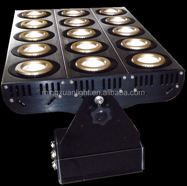 15x15W 5IN1 RGBWA Wash Led PR City Color Light