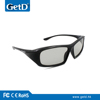 Reuseable plastic real d 3d glasses with light weight---CP400G64R