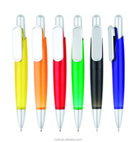 Good quality plastic pen,Logo Printed Ballpoint Pen