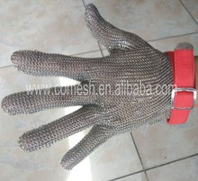 Cutting Proof Stainless Steel Butcher Work Gloves
