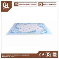 pvc tongue and groove ceiling panel pvc garage wall panel made in China