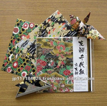High quality and Easy to use buy from turkey Origami Paper Craft with Luxury made in Japan