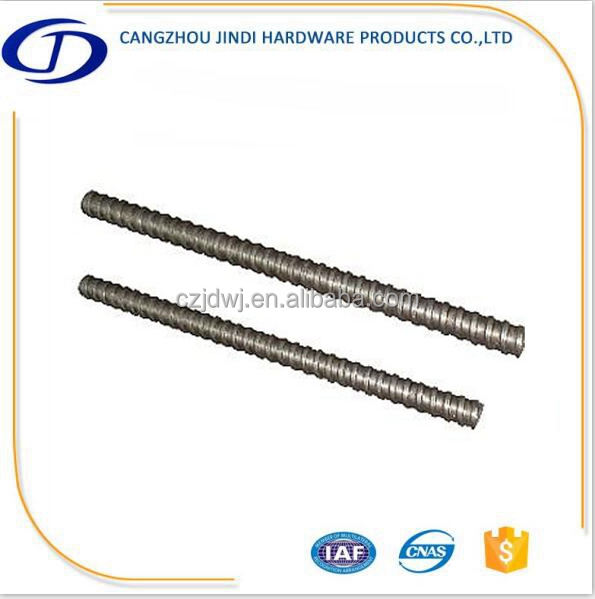 Tie Rod 15/17 10/12 Formwork Tie Rod for construction made in China