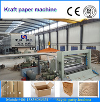 Guangmao New Condition and kraft paper making machine Product Type kraft paper making machine