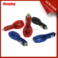 2014 New Design USB Car Charger FM Transmitter