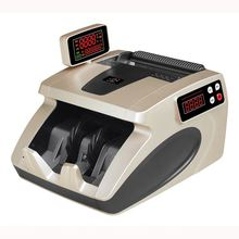 New product banknote counter note/cash counting machine with fake note detection