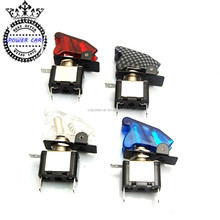 Wholesale Racing Car ON-OFF 12V 20A Toggle Switch With Safety Cover