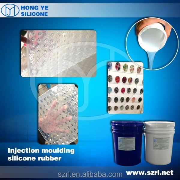 High Temperature Vucanized Molding Silicon rubber HTV 2