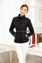 woman fashion winter down clothes new white down jacket for exporting
