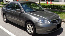 honda civic 1.5a used car