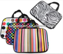 2013 new style neoprene laptop sleeves/tablet case