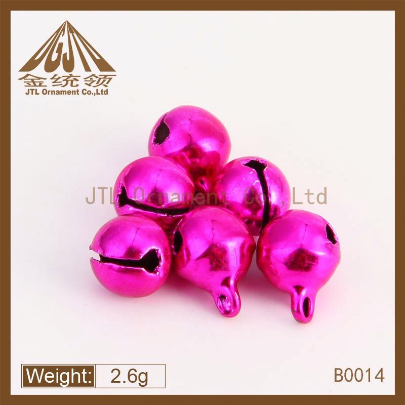 Fashion Promotional metal small bells for crafts
