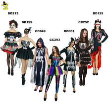Halloween costume wholesale for sexy women Carnival party costumes