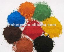 Leading professional iron oxide Fe2o3 red/black powder