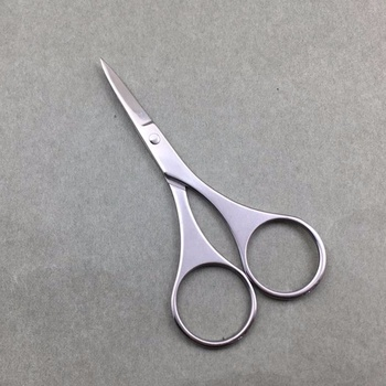 Wholesale Cosmetic Makeup Eyebrow Scissors Personal Care Tools For Lady