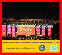 2013 hot sale aluminum lighting truss outdoor stage roof trusses on sale smart truss