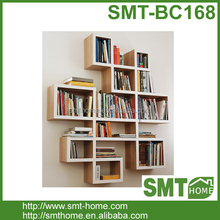 New MDF Wall Floating Wood Wall Floating Shelf For Living Room