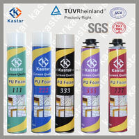 multi functional expanding spray pu foam sealant