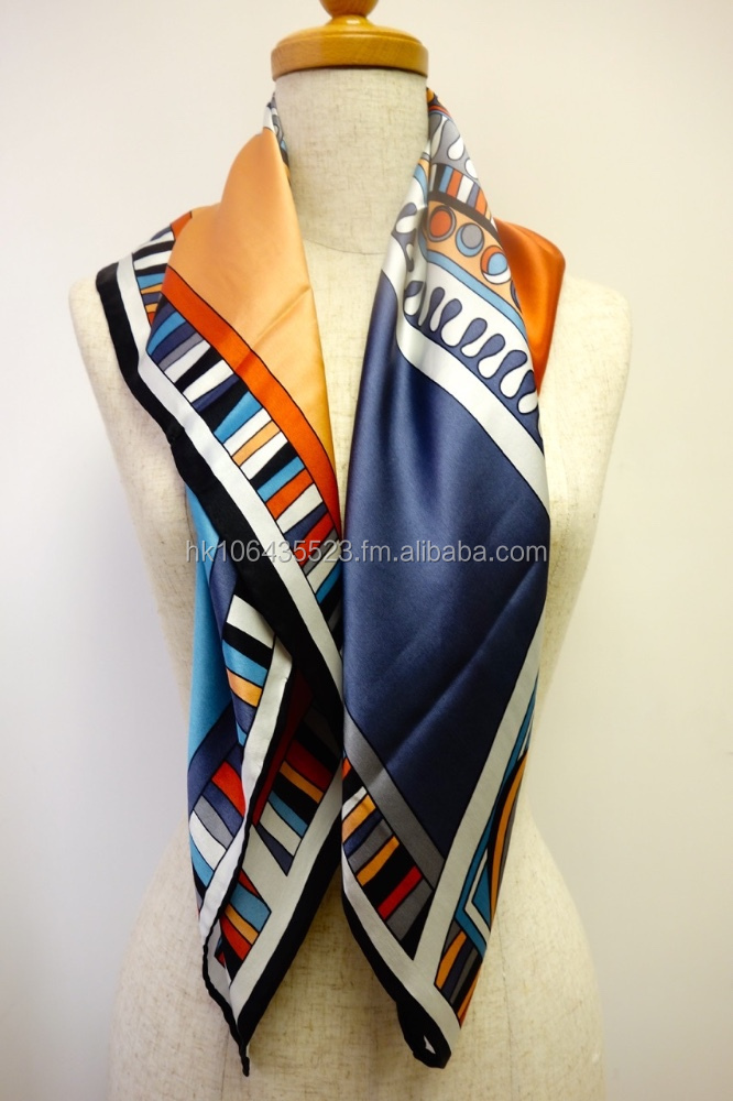 Latest 100% Silk Scarf
