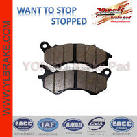 Brake pad for HONDA pcx 125;brake pad for PCX 135;Good friction motorcycle brake part oem brake pads