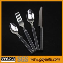 Low MOQ And Short Delivery Date plastic box packing german cutlery