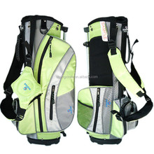 Wholesale High Quality Golf Travel Bag Backpack Nylon Fabric Golf Bag