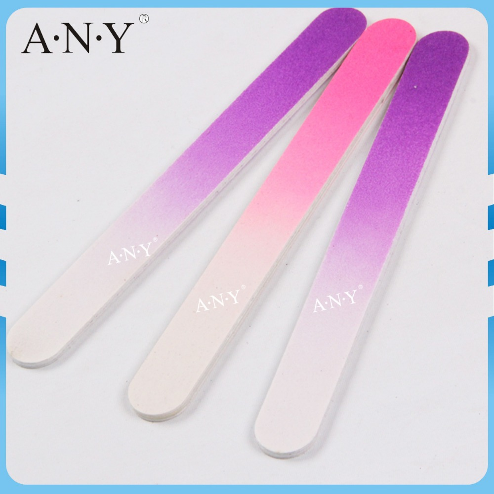 Nails Art Manicure Tools Emery Sand Nail Polishing File 100/180