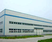 Weld h beam prefabricated steel buiding industrial shed designer clothes warehouse